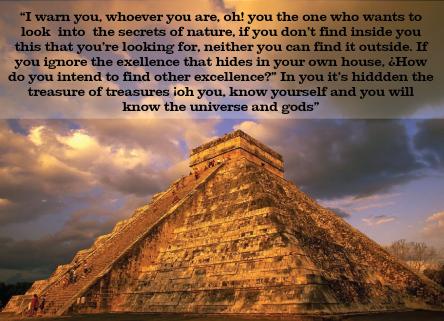 Universe and gods english version