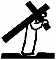 cruz sacrificio